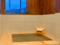 【半露天風呂付きスイートルーム】嬉野温泉の源泉が楽しめる半露天風呂
