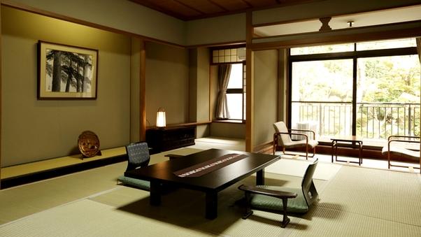 【禁煙】一般客室『大泉閣・玉泉閣』10〜14畳タイプ