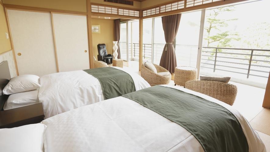 一般ベッドタイプ客室