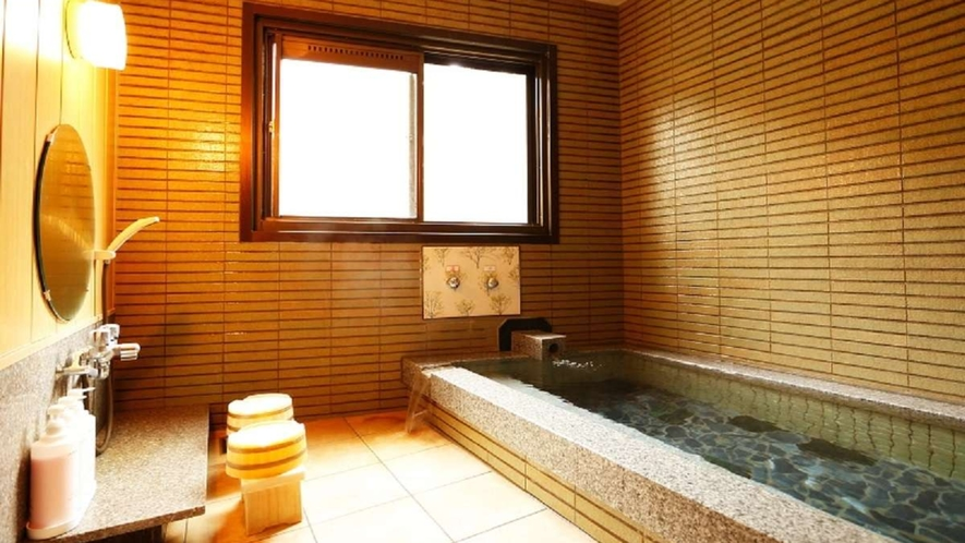 貸切風呂「清泉」