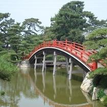 丸亀中津万象園