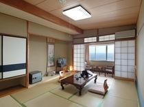 海側の和室(一例)