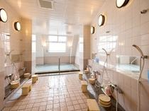 2階 大浴場(男湯)