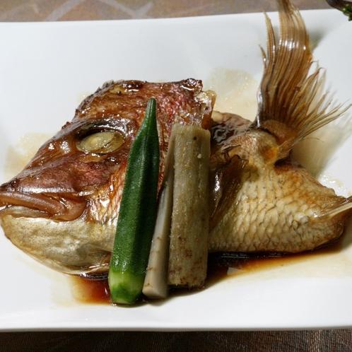 ◆鯛のかぶと煮