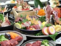創業100周年・祝!皿鉢料理