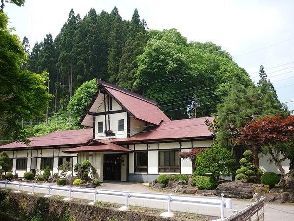深い眠りの湯 岩倉温泉
