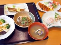 【夕食】一例-(2)