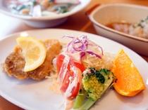 【夕食】一例 (2)