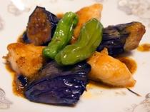 【夕食】中華風炒め物