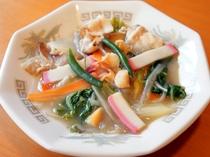 【夕食】八宝菜