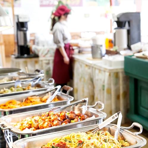 【ご昼食】2階 吉備高原レストラン「GOTTOH〜ごっつぉう〜」