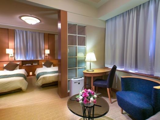 【1日限定5室・素泊まり】ワンランク上のビジネスプラン!≪広々したお部屋でお寛ぎ下さい≫