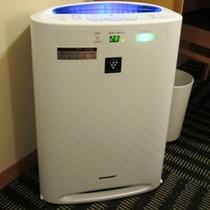 プラズマクラスター加湿空気清浄機