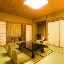 本館・和室10畳タイプの客室イメージ