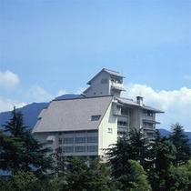 ホテル白菊外観