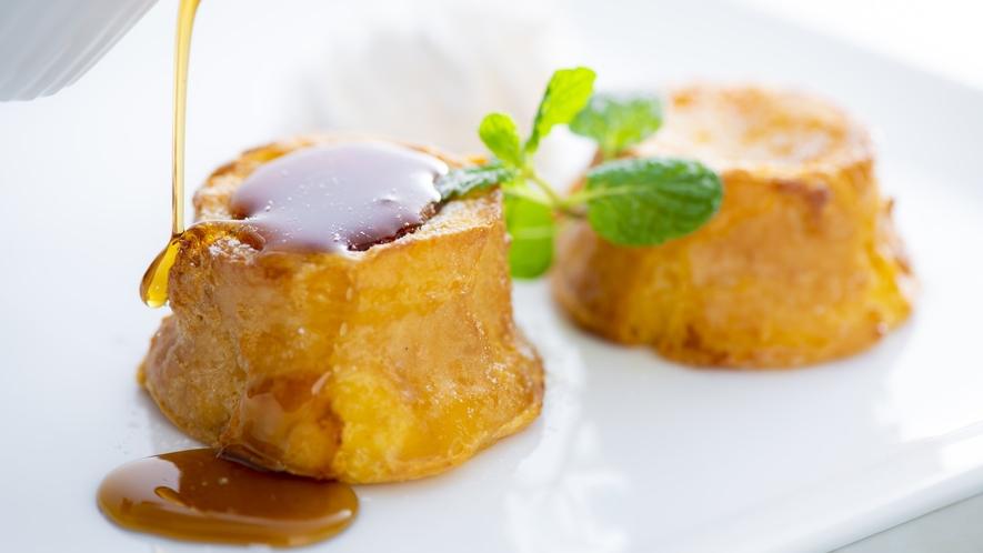 ★朝食フレンチトースト(イメージ)