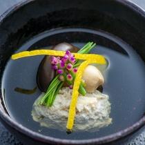 菊彩香 冬のお料理一例