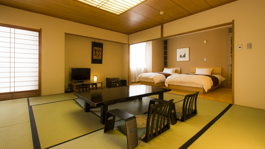 ☆東館・和洋室の客室 一例
