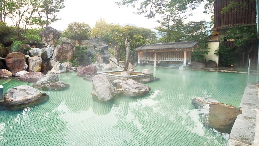 ☆楠湯殿の露天風呂イメージ