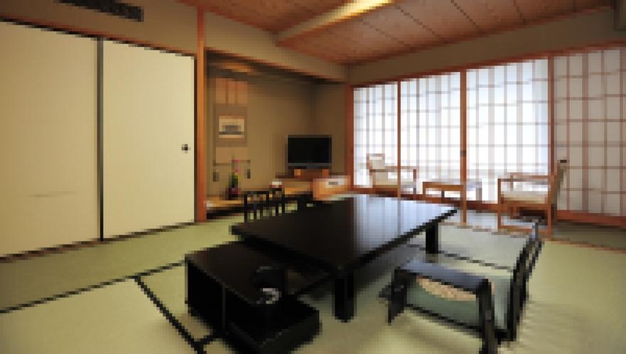 ☆本館・和室8畳タイプの客室一例