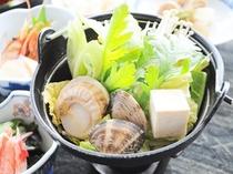 【ご夕食一例】鍋料理
