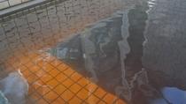 【温泉大浴場】北海道遺産にも選定されたモール温泉です。