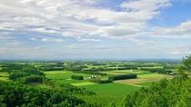 【一本山展望台】雄大な十勝平野を眺める穴場スポット