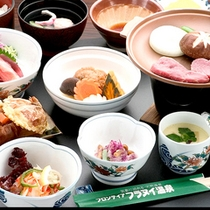*【美食膳】当館オススメ!旬な食材を使用した和食膳
