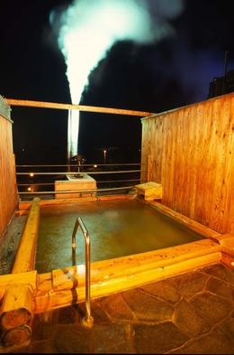 【デラックス会席】館内食事処で温泉蒸し付き会席料理プラン☆貸切風呂無料