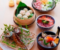 【姉妹店*蒸し釜や】海鮮&蒸し料理体験ディナープラン