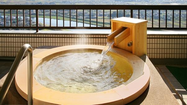 <個室ダイニング食>露天風呂付き和室(温泉付き)