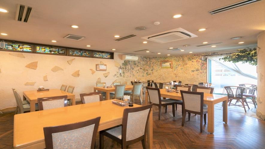 レストラン(店内)