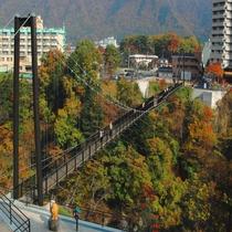 盾岩大吊橋