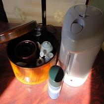 ポット&お茶セット