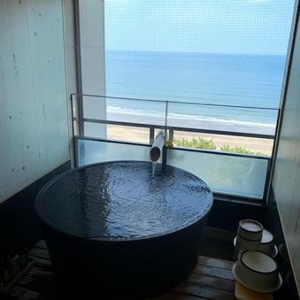 【海側】露天風呂付和室8畳