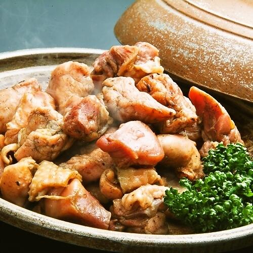 宮崎名物!『鶏の炭火焼き』香ばしい味は宮崎の最高の味。