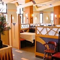 【2階食事処例】レストラン「大淀亭」宿泊者及び団体・グループの予約者のみ利用可