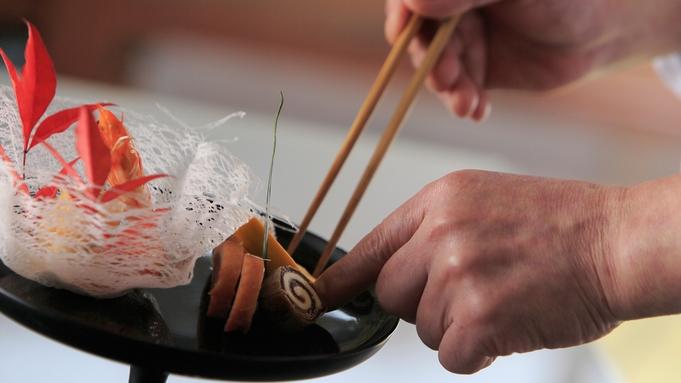 【年末年始-個室食】今年1年間に想いを馳せて__。年末年始特別会席。芦ノ牧温泉で過ごす年の瀬。