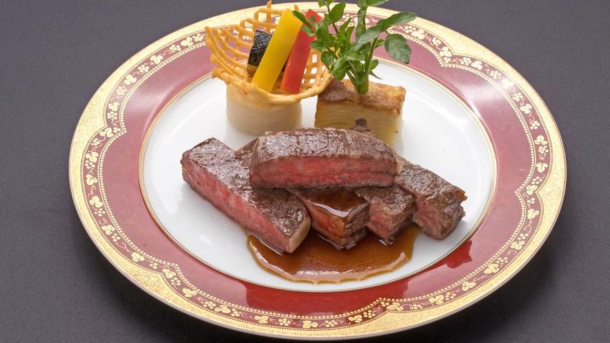 【一品料理】福島牛ステーキ