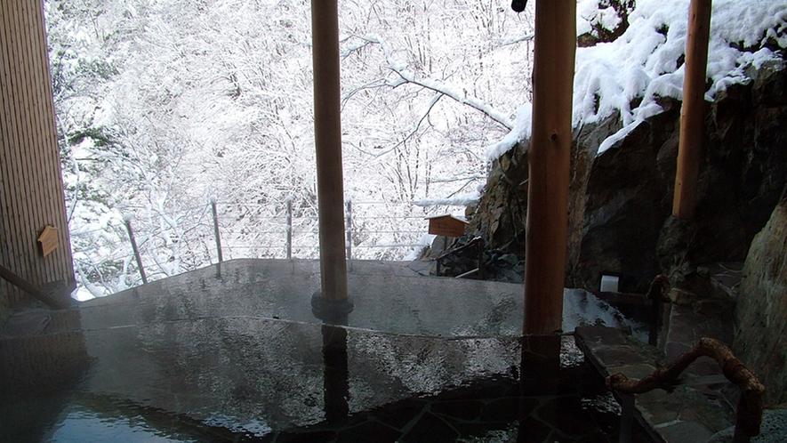 """【四季舞台-たな田】時間を忘れる程に見とれる""""神秘的な冬風景""""が目の前に広がります。"""