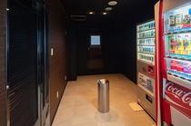 喫煙コーナー(2階)