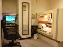デラックスタイプ客室の一例