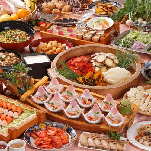 バイキングA ※料理のイメージです