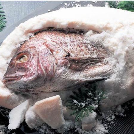(別注)鯛の塩釜焼きA