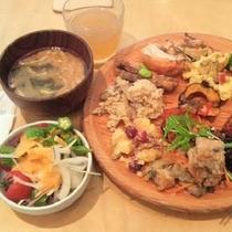健康食バイキング(朝食)