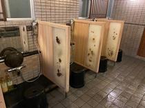 ◆洗い場 清潔に保たれています。