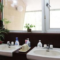*【館内一例】共有の洗面所
