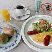 *【朝食一例】自然素材を使った身体が喜ぶ朝食