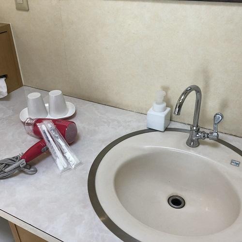 【部屋】洗面台