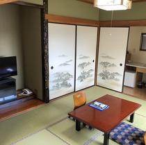 【部屋】Y 別館和室8畳一例